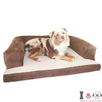 cama para perro tipo cuna